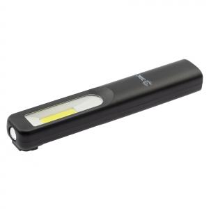 RA-701 Фонарь ЭРА Фонарь ЭРА Практик [ЗВт COB, 3Вт LED, магнит, клипса-держатель, micro USB, 1200mA/