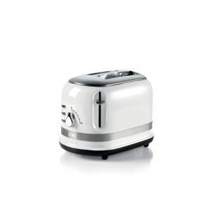 149/11 Ariete Moderna Тостер на 2 слота. Мощность 600-800 Вт, цвет: белый (4/40)