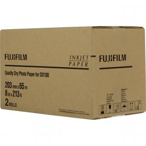 7160501 Fujifilm Расходка DX 220GL 203мм*65м для принтера DX100 (2/120)