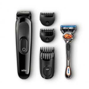 Braun Электрический триммер SK3000 + Бритва Gillette + 1 кас (3/504)