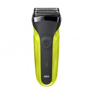 Braun Электрическая бритва 300s Green (6/600)