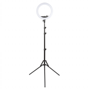 Шт Era Фотоштатив с подсветкой LRT-1324 Kit MoonLight 13'' LED кольцевая лампа + штатив 24Вт (4/16)