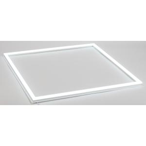 Светодиодная рамка-светильник ЭРА SPL-7-40-4K (W) 40Вт 4000К 3060Лм IP40 Ra80 600х600х15 белая без драйвера