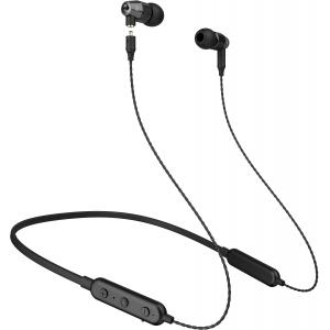 Musicdealer Наушники S внутриканальные Bluetooth-стереогарнитура, черные (36/288)