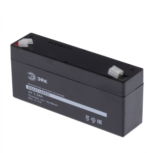 ЭРА Аккумулятор GS633 (Cвинцово-кислотный 6V 3,3) (20/640)