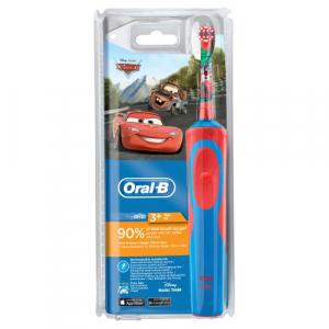 ORAL-B Э/щетка Vitality Kids D12.513K Cars (6/630)