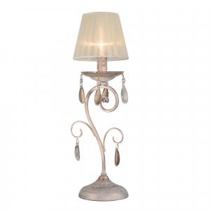 Настольная лампа Rivoli Oro 2011-501 1 x E14 40 Вт хрусталь классика