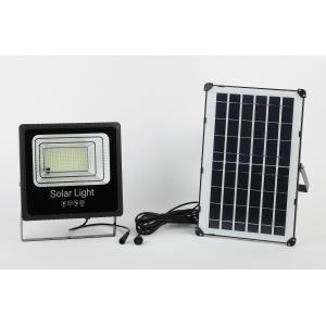 ЭРА Прожектор светодиодный уличный на солн. бат. 100W, 1200 lm, 5000K, с датч. движения, ПДУ, IP65 (