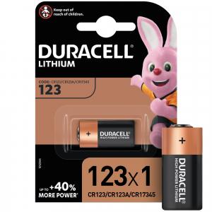Duracell CR123 (10/50/5400)