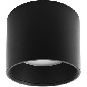 OL8 GX53 BK Подсветка ЭРА Накладной под лампу Gx53, алюминий, цвет черный (40/800)