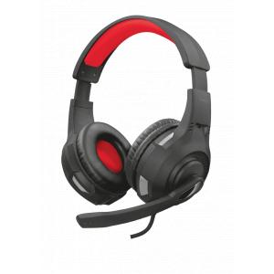 Стерео наушники с микрофоном Trust  22450 проводные игровые GXT 307 Ravu
