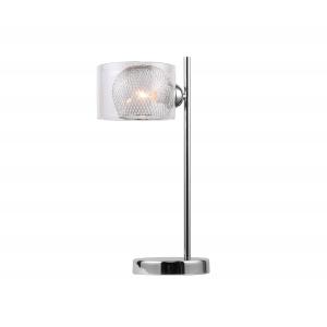 3034-501 Rivoli Настольная лампа Mod T1 CR 1*E14 40W (50)