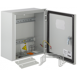 ЭРА ЩУ-МП с окном и кронштейном IP55 (370х325х180) (24)