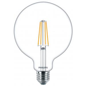 Philips LEDClassic 6-60W G120 E27 830 CL (6/240)