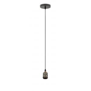 PL13 E27 - 9 GB Подсветка ЭРА Накладной, цоколь Е27, провод 1 м, цвет медь (60/360)