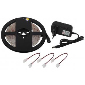 ЭРА Комплект светодиодной ленты 2835kit-4,8-60-12-IP65-2700-5m (50/600)
