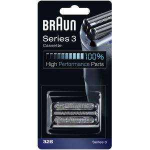 Braun Сетка + режущий блок 32S Series3 MicroComb (10/300/3600)
