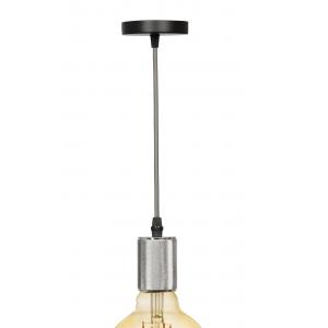 PL13 E27 - 5 CH Подсветка ЭРА Накладной, цоколь Е27, провод 1 м, цвет хром (60/360)