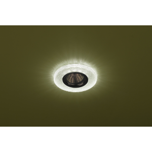 DK LD1 GR Светильник ЭРА декор cо светодиодной подсветкой, зеленый (50/1750)