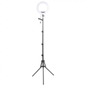Шт Era Фотоштатив с подсветкой LRT-1010 Kit MoonLight 10'' LED кольцевая лампа + штатив 10Вт (6/72)