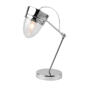 3032-501 Rivoli Настольная лампа Falco T1 CR 1*E14 40W (42)