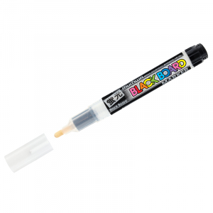 "260039 MunHwa Маркер меловой ""Black Board Marker"" белый, 3мм, водная основа (12/576/10368)"