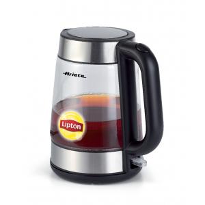 2874 Ariete Чайник электрический Lipton Tea Maker. Мощность 2200 Вт, объем 1.7 л, стекло (4/32)