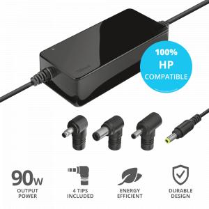 Зарядное устройство для ноутбука Trust  23393 HP мощностью 90 Вт