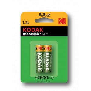 Kodak HR6-2BL 2600mAh [KAAHR-2/2600mAh] (40/320/12800)