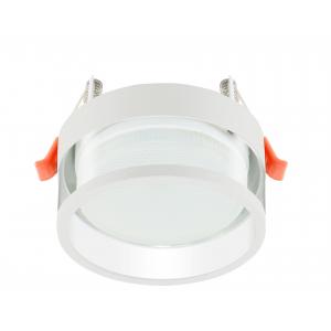 KL82 WH Светильник ЭРА алюминиевый GX53, белый (40/960)