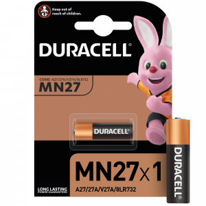 Duracell MN27 (10/100/9000)