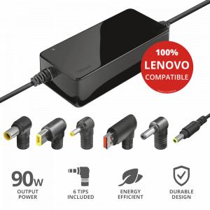 Зарядное устройство для ноутбука Trust  23394 Lenovo мощностью 90 Вт