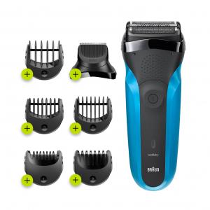 Braun Электрическая бритва 310BT Wet&Dry Shave&Style (6/720)