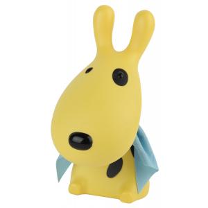 ЭРА светильник-ночник NLED-410-1W-Y желтый (30/180)