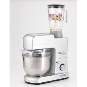 1596/1 Ariete Кухонная машина GOURMET PREFESSIONAL,1500 Вт, блендер,Цвет-бежевый (1/18)