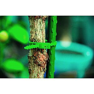 GTT-25 GREEN APPLE Подвязка регулируемая 100шт. 17см (160/2560)