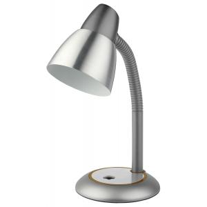ЭРА наст.светильник N-115-E27-40W-GY серый (12/72)