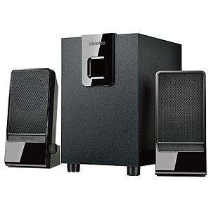 Колонки Microlab M-100 2.1 black 10 Вт RMS (8/32)