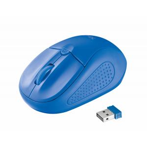 Мышь Trust  20786 беспроводная синяя PRIMO