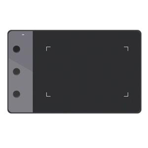 Графический пла Huion  Н420 черный (20/480)