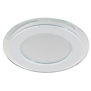 KL LED7 Светильник ЭРА светодиод.  LED 6*1W  380LM 220V 4000K (80/960)