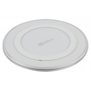 WPB250 USB зарядки_25 Intro Wireless charger, white (100/1600)
