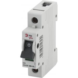 ЭРА Pro Выключатель нагрузки NO-902-89 ВН-32 1P 63A (12/180/3240)