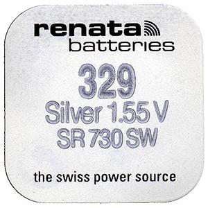 Renata R329 SR731 (10/100/20000)