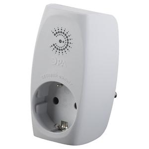 SF-1e-W (new) ЭРА Сет.фильтр макс. защита, с/з, 1 гн, 16А, шторки, белый (10/60/720)