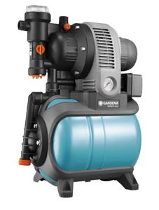 01753-20.000.00 GARDENA Станция бытового водоснабжения автоматическая 3000/4 Classic Eco (10)