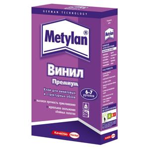 1518428 Metylan ВИНИЛ Премиум, без индикатора 500 г (12/288 (12/360)