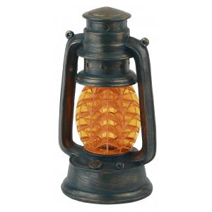 SL-RSN23-LANT-OR ЭРА Садовый светильник на солнечной батарее, полистоун, пластик, оранжевый, 21,3 см