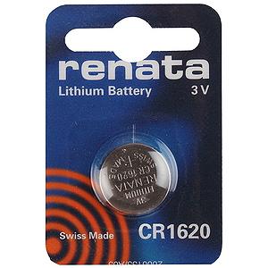 Renata CR1620-1BL (10/300/36000)