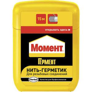 1319575 Момент Нить-герметик ГЕРМЕНТ 15 м (12/96/13824)